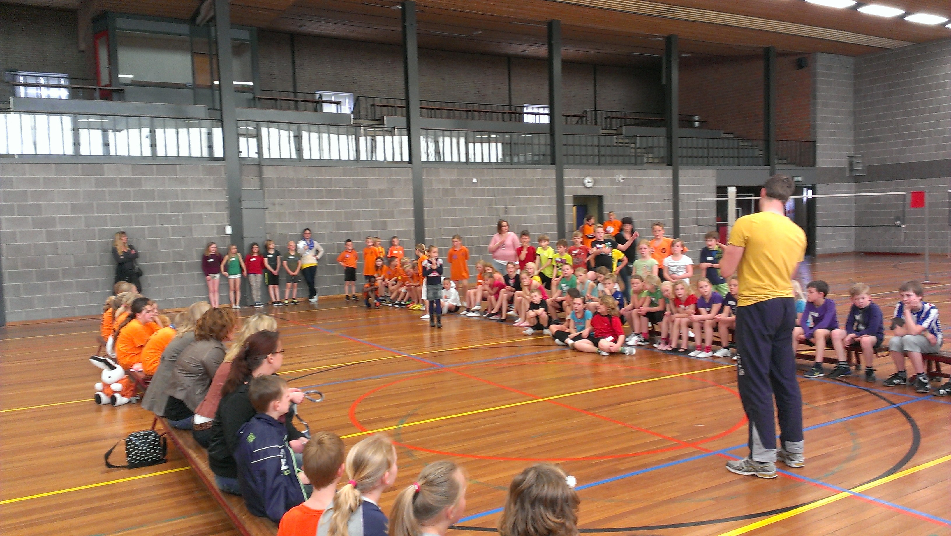 School Moves Volleybal (MAART)