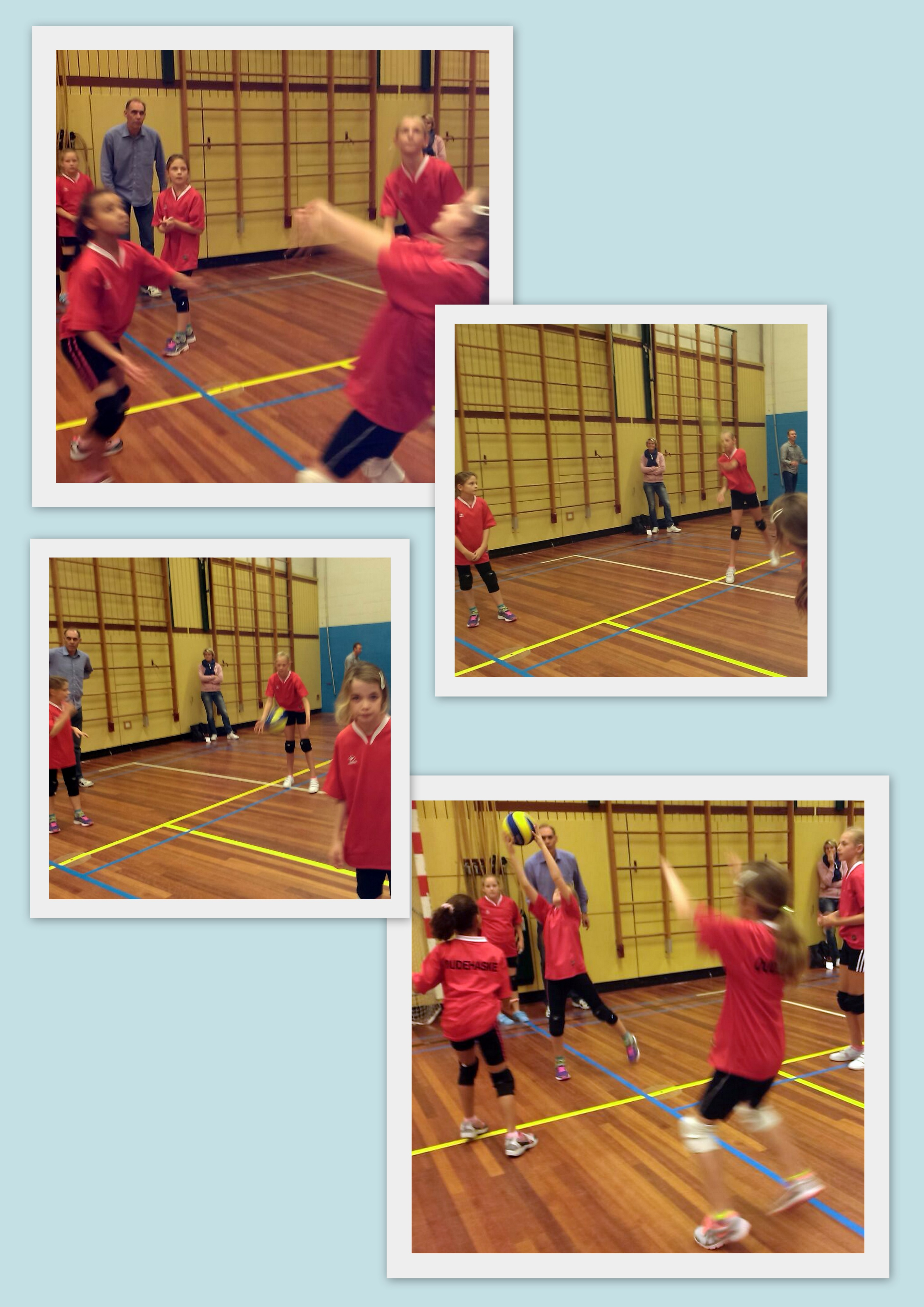2014-10-25 volleybal minis1