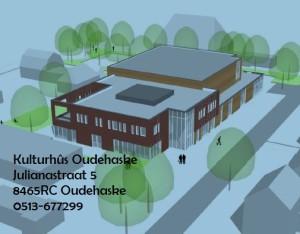 Kulturhus Oudehaske adres